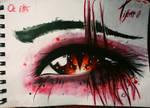 OC eyes 1# - Tiferra by TristiaTenshiART