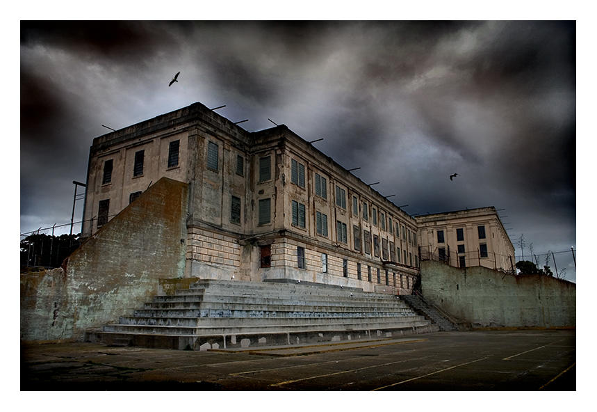 Alcatraz by RYAN99