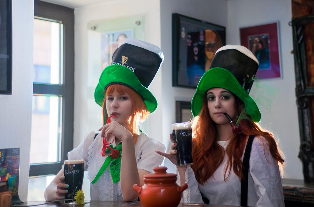 Leprecons in TNT by AppolinaryI
