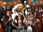 Mugiwara's Halloween