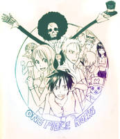 We are one piece by WeirdAlchemist
