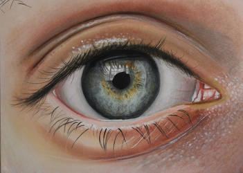 My eye by Stb-artwork