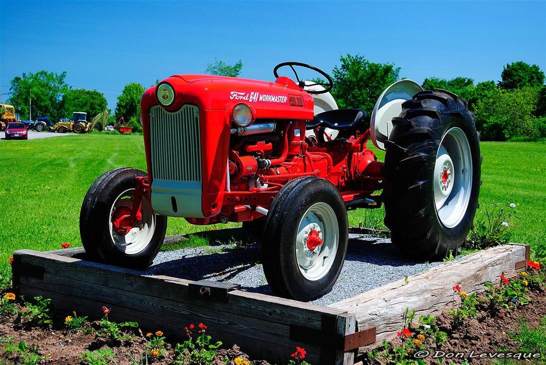 641 Ford Tractor Carburetor Diagram Schematic Diagrams Wiring 53