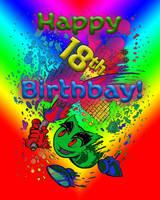 Happy 18th Birthday DA!