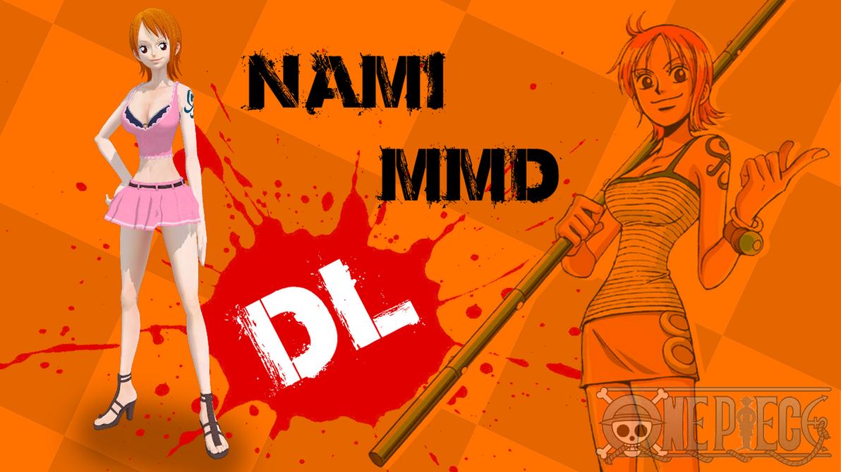 MMD One Piece Nojiko DL by Friends4Never on DeviantArt