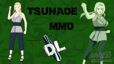 MMD Tsunade DL by Friends4Never