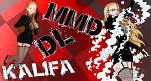 MMD One Piece Kalifa v2 DL