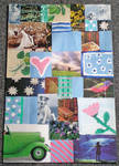 Patchwork of Life Collage