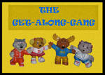 80s Toy Tribute Get-Along-Gang