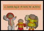 80s Toy Tribute Cabbage Patch