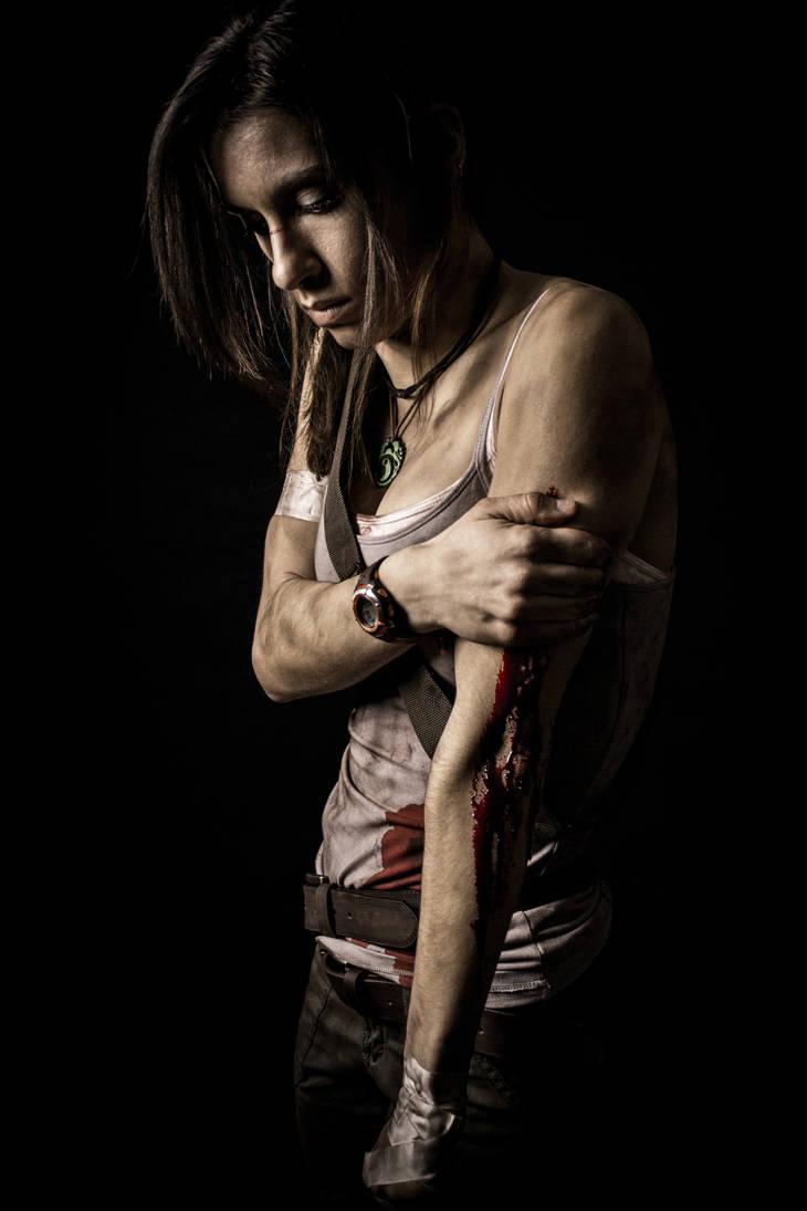 Tomb Raider Contest: Real Life Lara Croft Part. 4 by trentjones