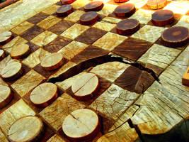 Checkers by stardragon23