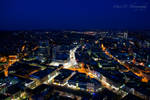 Frankfurt by Night by emage123
