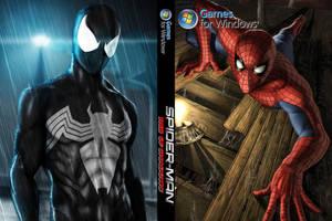 Spider-Man Web of Shadows individual cover