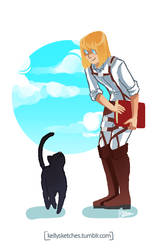 Armin And Cat