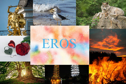 Eros Aesthetic Board {DotW - MSE May}