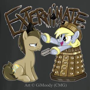 T-Shirt - EXTERMINATE!!!