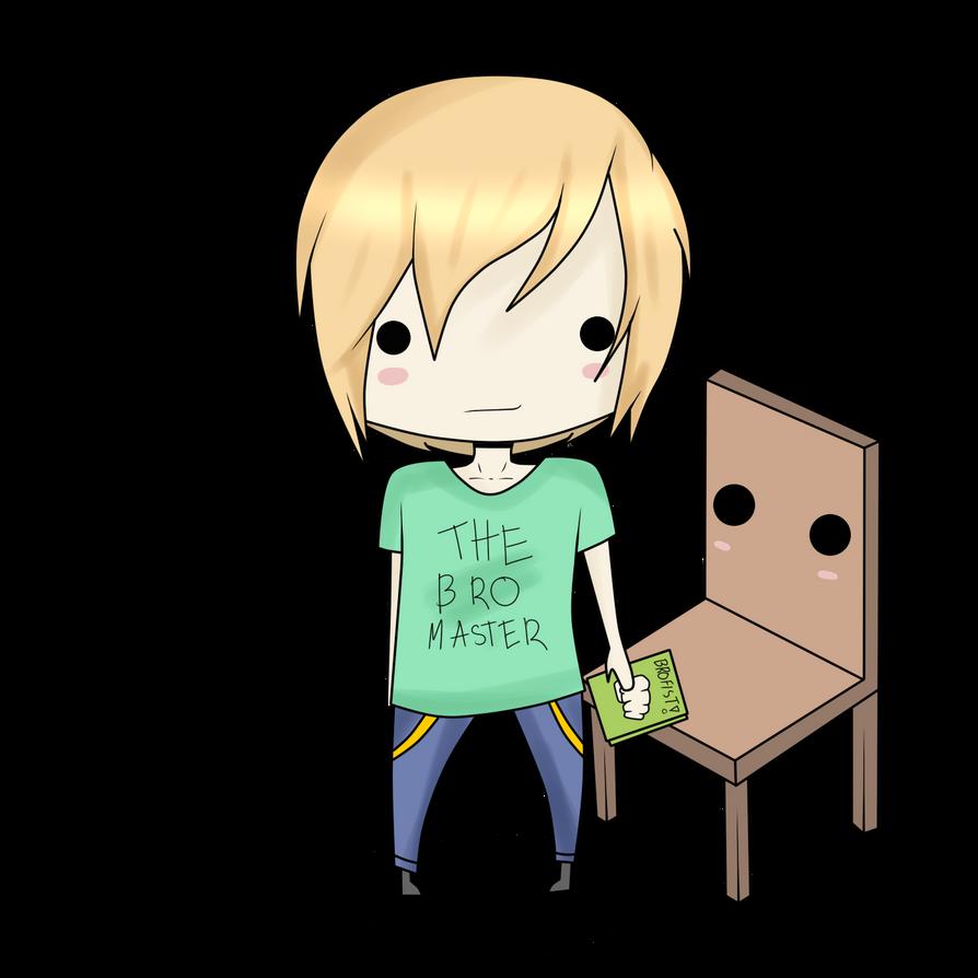 PewDiePie Fan Art: Scibblenauts by TeenageLover101