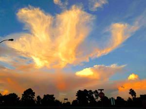 Golden Clouds (Enhanced)