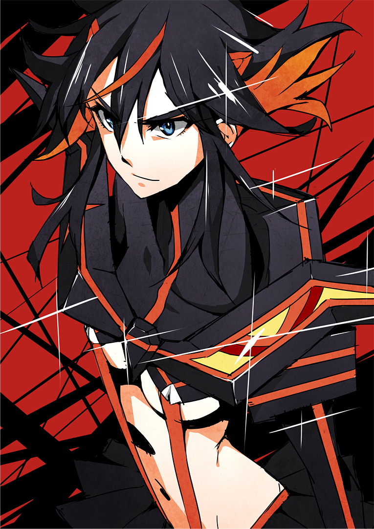 kill la kill by Jakuu