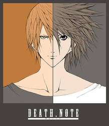 DEATH . NOTE by Jakuu