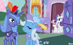 Trip to Rarity's Boutique