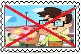 Anti Jared Shapiro Stamp by KawaiiFoxiez