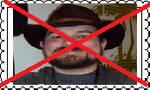 Anti Ian Flynn Stamp by KawaiiFoxiez