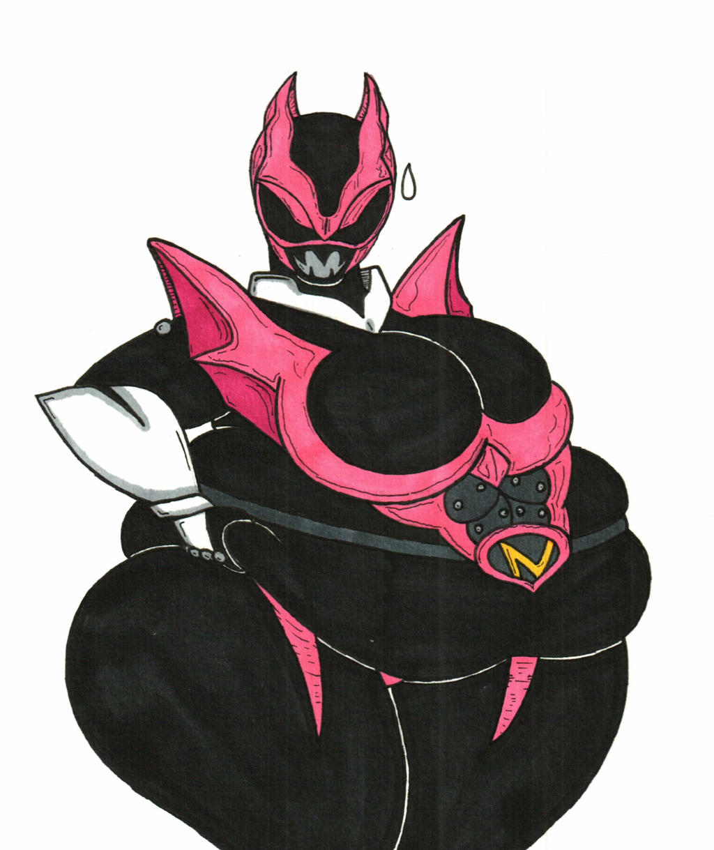BBW Psycho Pink By Mizz-Britt On DeviantArt