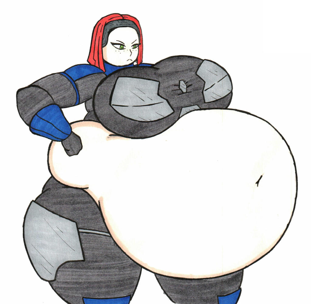 Big Belly Bo Katan by Mizz-Britt on DeviantArt