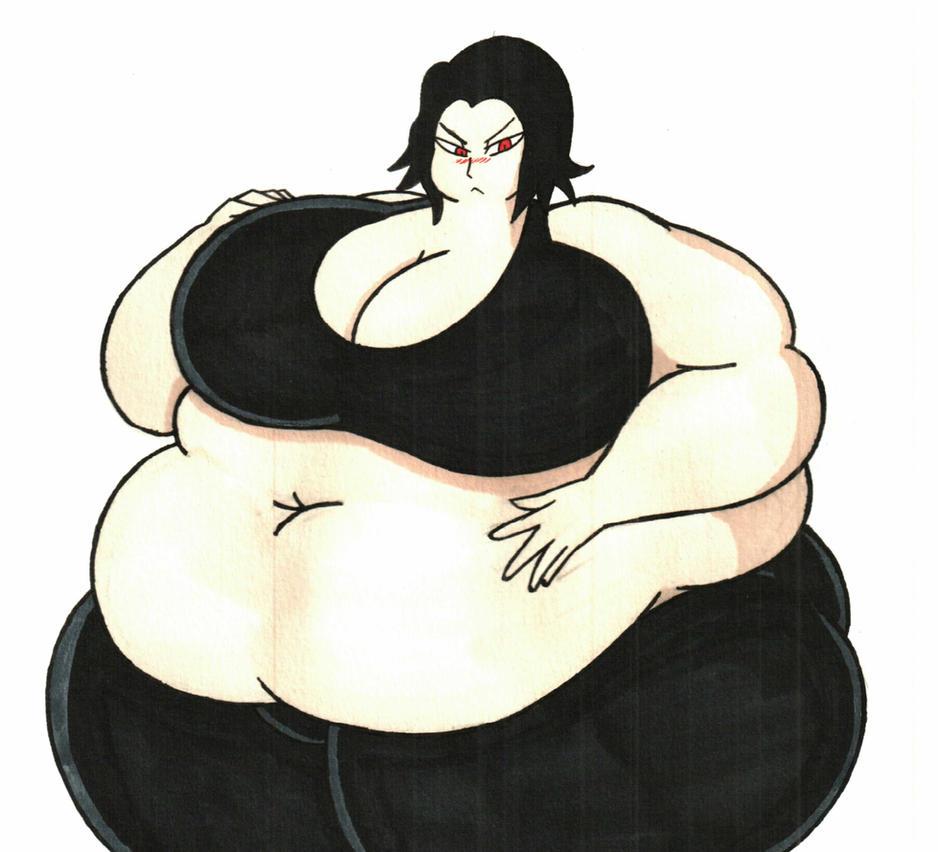 Fat Ignes By Mizz-Britt On DeviantArt