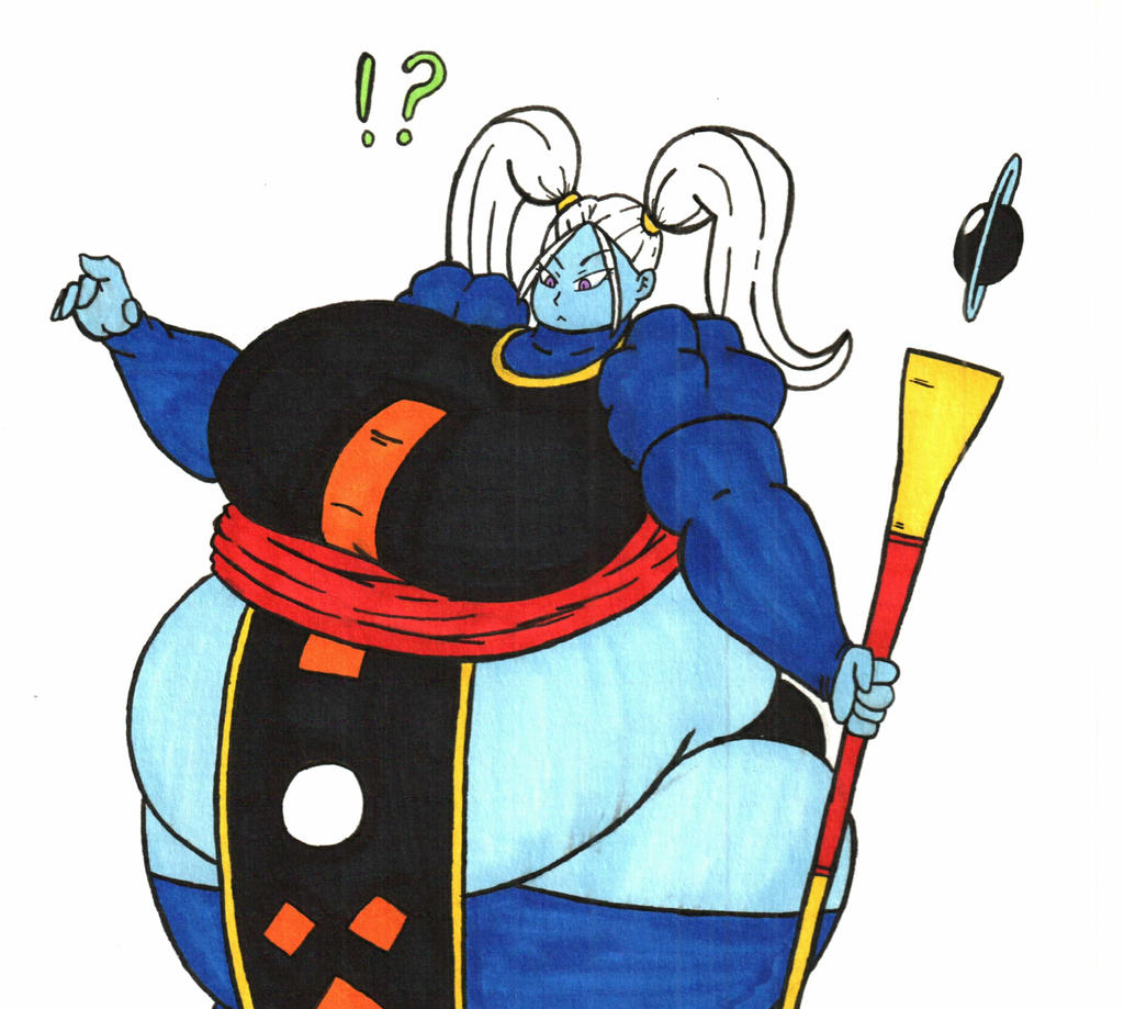 Fat Marcarita By Mizz-Britt On DeviantArt