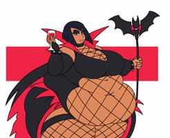 SOTB4: Vampire Eliza by Mizz-Britt