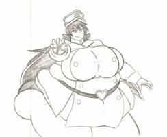Bigger Bambietta by Mizz-Britt