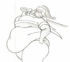 Heavy Holiday Karasuba by Mizz-Britt