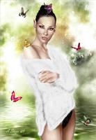 Goddess Rising by AlleyCatz