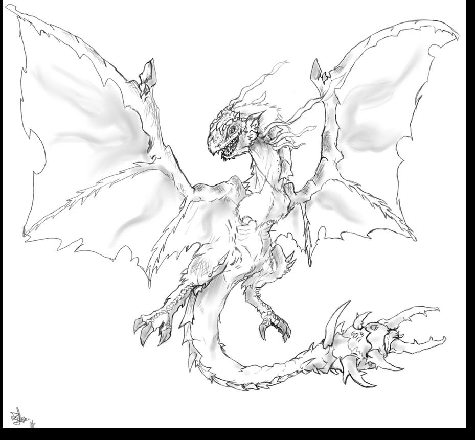 Mis Monstruos Creaciones(dibujos)