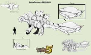 monster hunter fakemonster: anquiros Profile