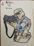 Star Wars - Shoretrooper