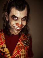 Weasel the Clown by afiqqq