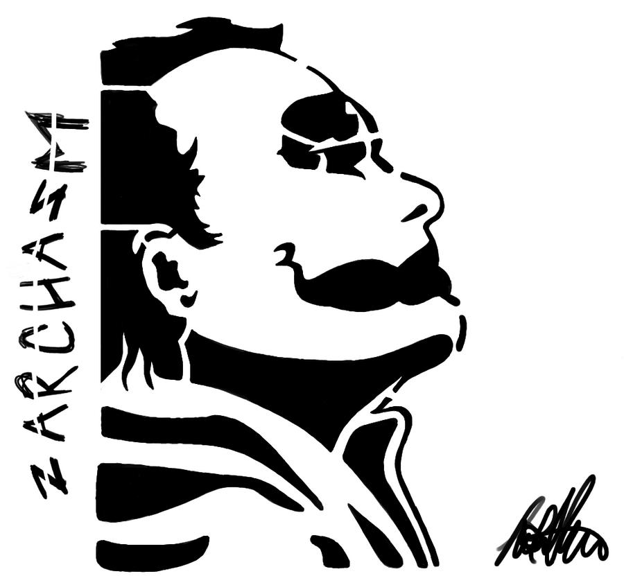 joker stencilwhy so serious by zarchasm on deviantart