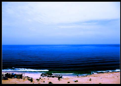 Gaza sea