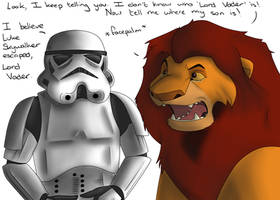 I'm Not Lord Vader! by FTS-Moriarty