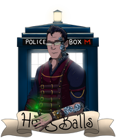 The Doctor Is In by FTS-Moriarty
