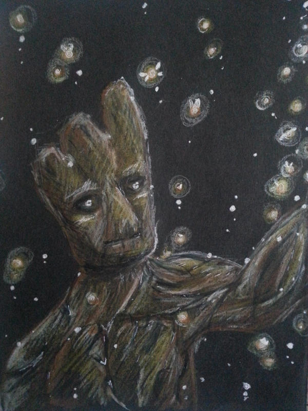 Groot by 6wendybird91