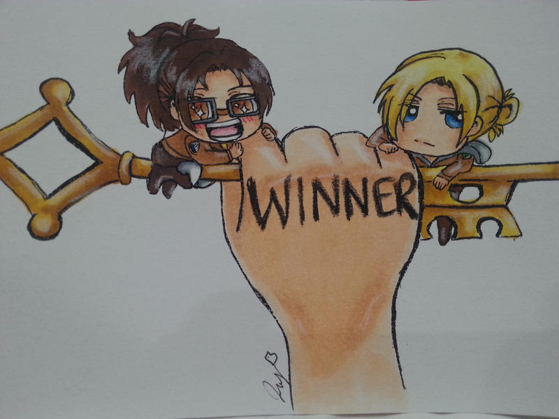 Winner by 6wendybird91