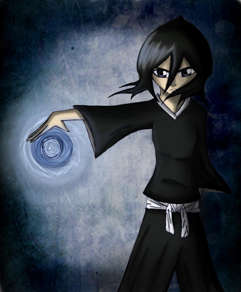 Rukia Doing Kido By Tao-mell On DeviantArt