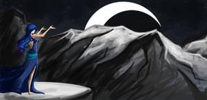 Raise the moon