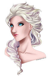 The Snow Queen by Tao-mell