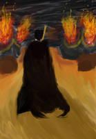 The Black Swordsman by will2bill